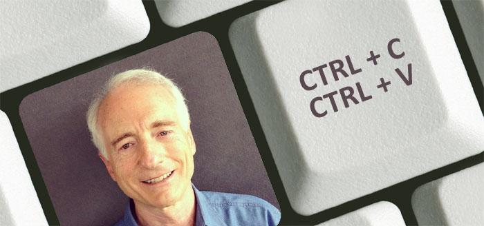 Penemu Copy-Paste | Larry Tesler