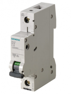 MCB atau Miniature Circuit Breaker