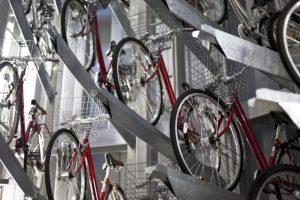 Parkiran Bawah Tanah Khusus Sepeda