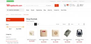 Beli Stop Kontak di Rajalistrik.com aja!