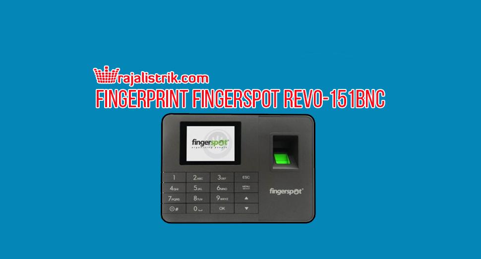 Fingerprint Fingerspot Revo-151BNC