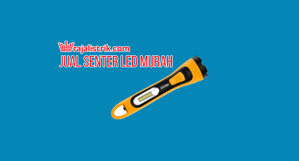 jual senter led murah